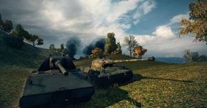 八号戦車Mausと七号戦車Löwe